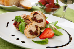 shutterstock_chicken with flax stuffing