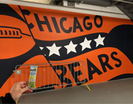 Our Paks are in Chicago with DA BEARS!