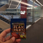 Flax Paks are enjoyed at the GAF Headquarters in Parsippany, NJ