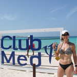 Leslie never travels without Carrington Farms paks! Her luggage to Club Med Cancun is loaded with a variety of paks!