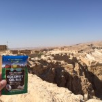 Coconut Oils paks are needed as a moisturizer in the dessert of Masada.